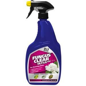 Fungusclear Ultra Gun! Ready To Use Fungicide - 1L