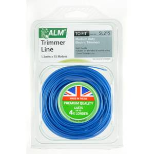 ALM 1.5mm x 15m Grass Trimmer Line