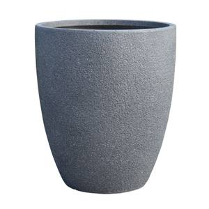 Niall Cup Planter in Lead - 28cm