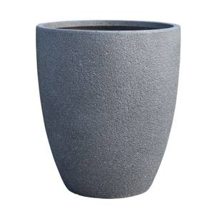 Niall Cup Planter in Lead - 43cm
