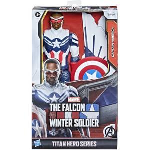 Hasbro Marvel Avengers Titan Hero - Captain America