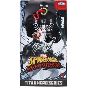 Hasbro Marvel Titan Hero - Spiderman Maximum Venom Action Figure