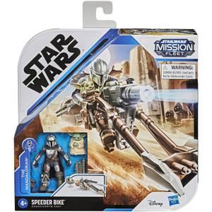 Hasbro Star Wars Mission Fleet The Mandalorian Battle for the Bounty Action Figure