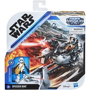 Hasbro Star Wars Mission Fleet Scout Speeder Action Figure