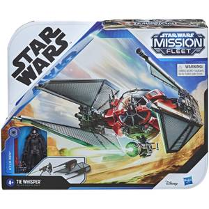 Hasbro Star Wars Mission Fleet Kylo Tie Whisper Action Figure