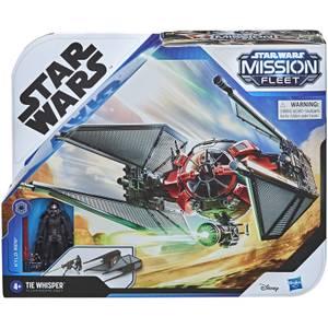 Hasbro Star Wars Mission Fleet Kylo Tie Whisper Action Figure
