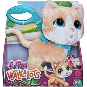 Hasbro furReal - Walkalots Big Wags Interactive Cat Toy