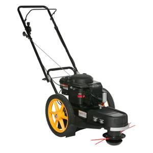 McCulloch MWT420 Wheeled Petrol Grass Trimmer
