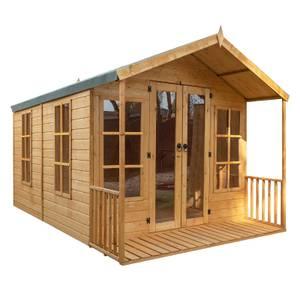 Mercia 12x8ft Traditional Summerhouse