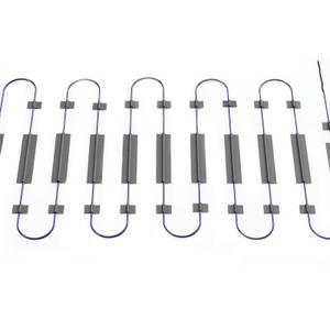 Loose wire underfloor heating with insulation board - 3 meter
