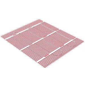 StickyMat underfloor heating with insulation board - 1 meter