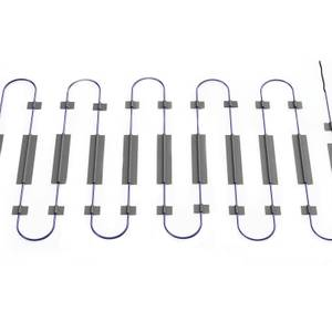 Loose wire underfloor heating with insulation board - 5 meter