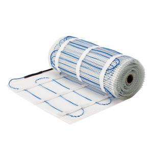 Heat mat underfloor heating with insulation - 1m