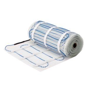 Heat mat underfloor heating with insulation - 2m