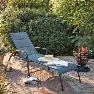 Homebase Petersburg Sun Lounger