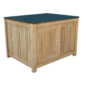 Hartington Wooden BBQ Outdoor Kitchen - BBQ Cabinet