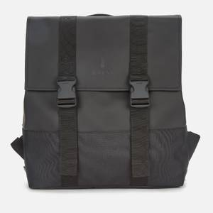 Rains Men's Buckle Msn Bag - Black