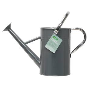 Hb Watering Can 4.5l Grey