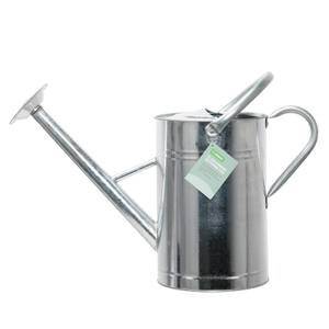 Hb Watering Can Galvanized 9l
