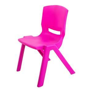 Kids Stacking Chair - Pink