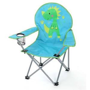 Homebase Kids Animal Camping Chair - Dinosaur