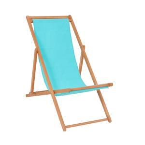 Homebase Deckchair - Blue