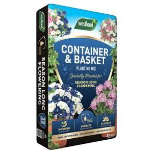 Westland Container Basket Compost 25l