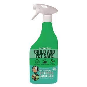 Ecofective Natural Antibac Sanitiser 1l