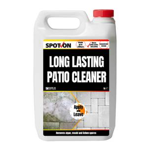 Spot On Long-lasting Patio Cleaner 5l
