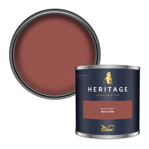 Dulux Heritage Colour Tester - Red Ochre - 125ml