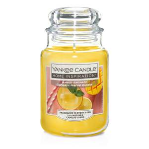 Yankee Candle Home Inspiration Large Jar Mango Lemonade