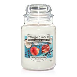 Yankee Candle Home Inspiration Large Jar Pomegranate Coconut
