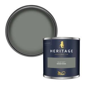 Dulux Heritage Colour Tester - Waxed Khaki - 125ml