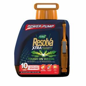 Resolva Xtra Power Pump 5l Ready To Use