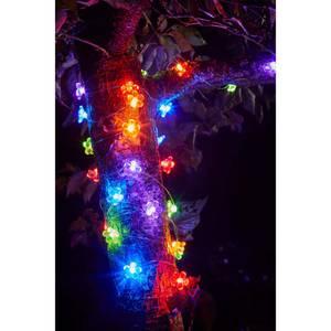 30 Solar Flower Firefly String Lights