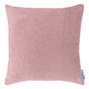 House Beautiful Velvet Linen Cushion - 45x45cm - Blossom
