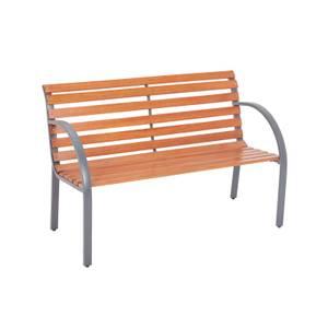 Alfresca Garden Park Bench