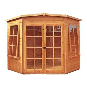 Shire Hampton Summerhouse - 8x8ft
