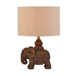 Elephant Ceramic Table Lamp