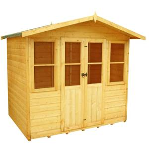Shire Haddon Summerhouse (incl. installation) - 7x5ft