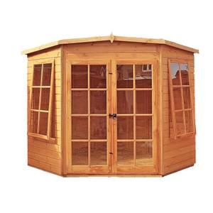 Shire Hampton Summerhouse (incl. installation) - 8x8ft