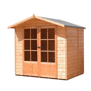 Shire Lumley Summerhouse (incl. installation) - 7x5ft