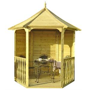 Shire Arbour (incl. installation) - 7x6ft