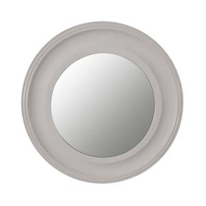 Country Living Round Wall Mirror 55cm - Country Grey