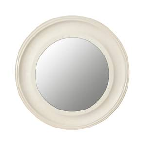 Country Living Round Wall Mirror 55cm - Cream