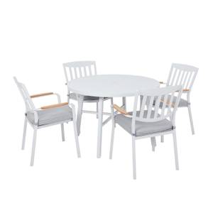 Spirit 4 Seater Garden Dining Set