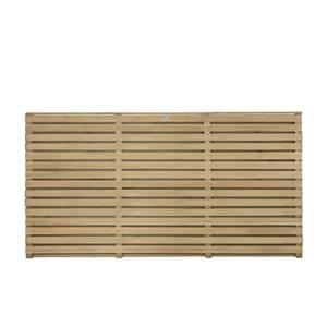 Contemporary Fence Panel 1.8mx0.9m 5Pack
