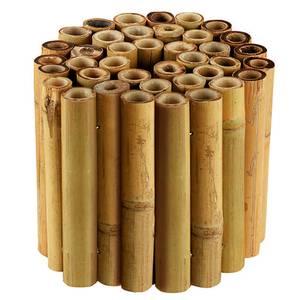 Gm Bamboo Edging Roll 0.15m X 1m