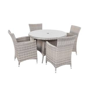 Florence 4 Seater Garden Dining Set