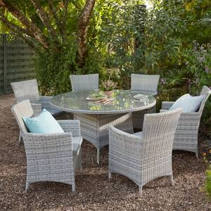 Florence 6 Seater Garden Dining Set